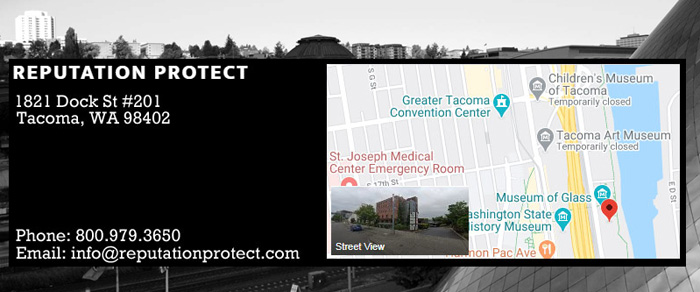 Contact Us - ReputationProtect.com